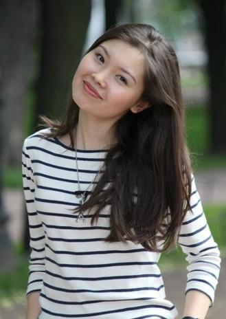Женисова Наргиз