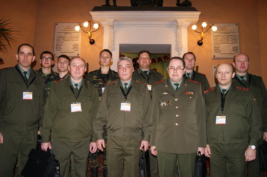 Научно-практическая конференция в Санкт-Петербургском государственной Горном университете