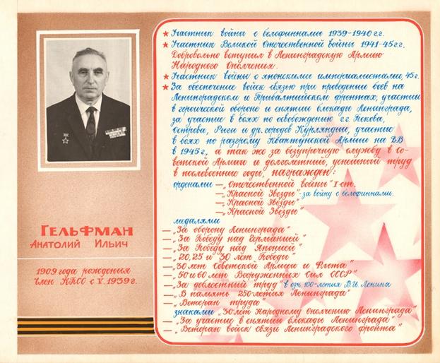 Гельфман Анатолий Ильич
