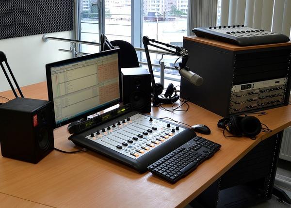 Радиостудия НОЦ Медиацентр