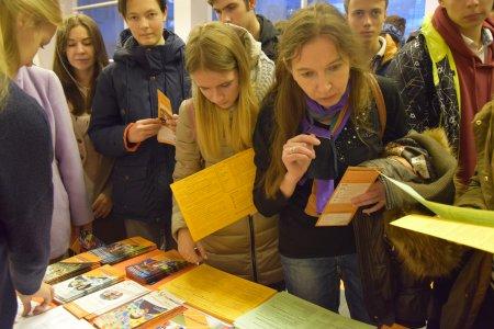 СПбГУТ встречал школьников на Дне открытых дверей