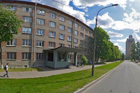 Общежития СПбГУТ