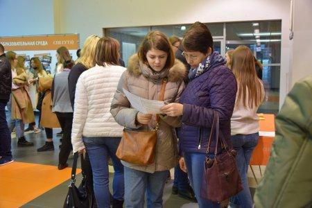 В СПбГУТ прошёл День открытых дверей