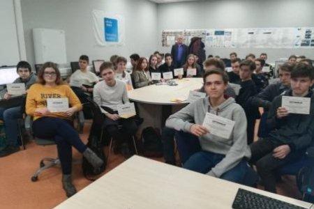 Факультативные занятия для школьников в СПбГУТ