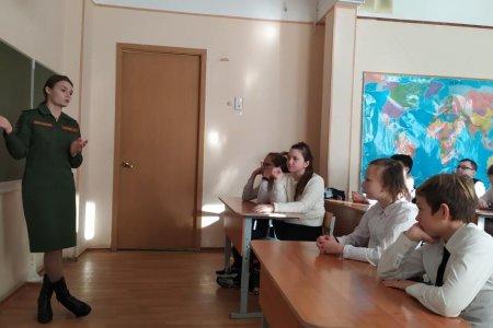 СПбГУТ провел «День науки» в школе №348
