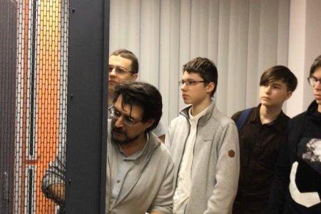 Экскурсия в научно-образовательный центр «Инфокоммуникационные технологии и нейрокогнитивные архитектуры» (НОЦ ИКНС)