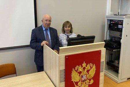Практико-ориентированный подход в обучении специалистов факультета ИКСС