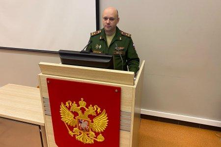 В СПбГУТ состоялся День открытых дверей Военного учебного центра (ВУЦ)