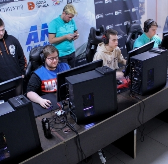 The finals of the regional stage of the All-Russian esports Student League 2021 will be held in SPbSUT