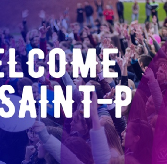 Фестиваль «Welcome to Saint-P»