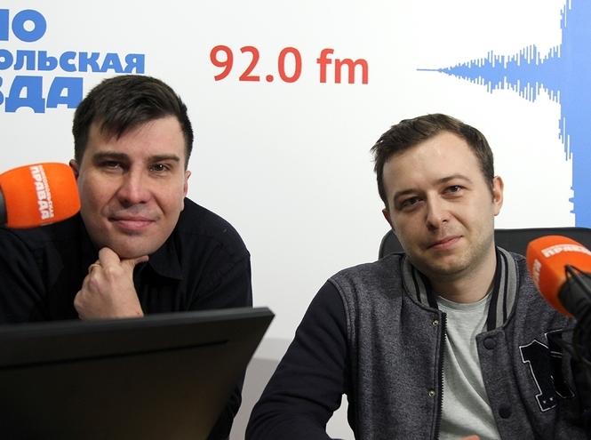 Киберспорт в массы: эфир на радио «Комсомольская правда»