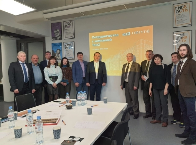 СПбГУТ и Tele2 будут развивать проектную деятельность