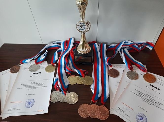 Итог Спартакиады «ЗДОРОВЬЕ - 2021»