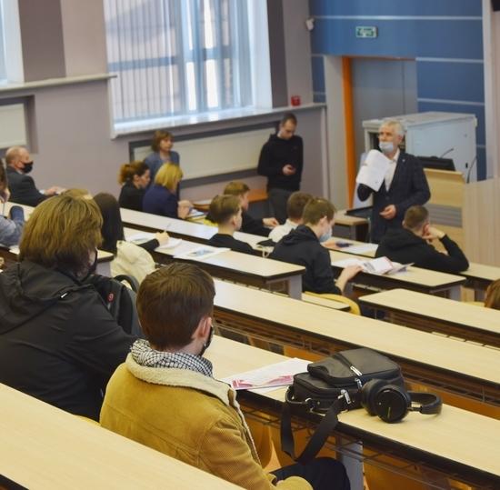 Время поступать: СПбГУТ провел общеуниверситетский День открытых дверей