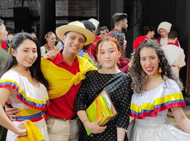 IX Всероссийский съезд ассоциации иностранных студентов России