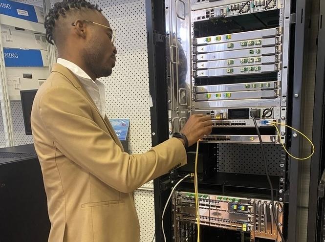 Студенты из Анголы делятся впечатлениями о производственной практике в компании «Т8»