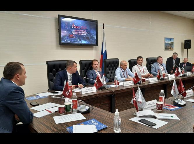 СПбГУТ на Международном военно-техническом форуме «АРМИЯ 2021»