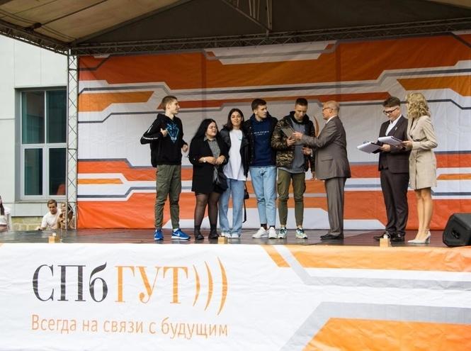 Добро пожаловать в семью! День знаний в СПбГУТ 2021