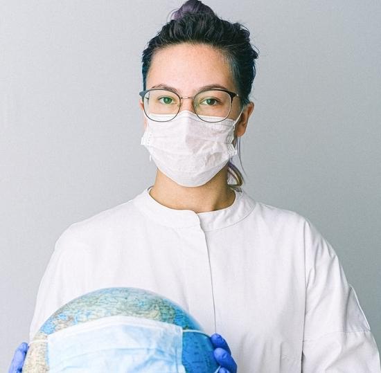 О ношении масок на территории университета